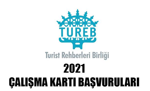 2021 YILI ÇALIŞMA KARTI BAŞVURULARI BAŞLADI.