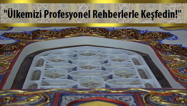 ÜLKEMİZİ PROFESYONEL REHBERLERLE KEŞFEDİN!
